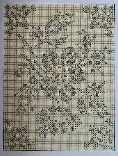 Picasa Web Albums - filet crochet chart | süzan şerifoğlu ...