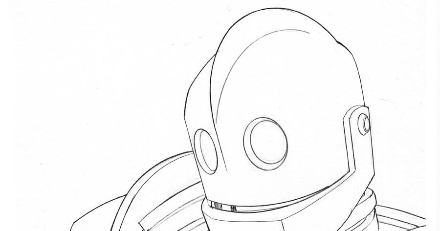 The Iron Giant Coloring Pages The Iron Giant Coloring Pages The Incredibles 2004