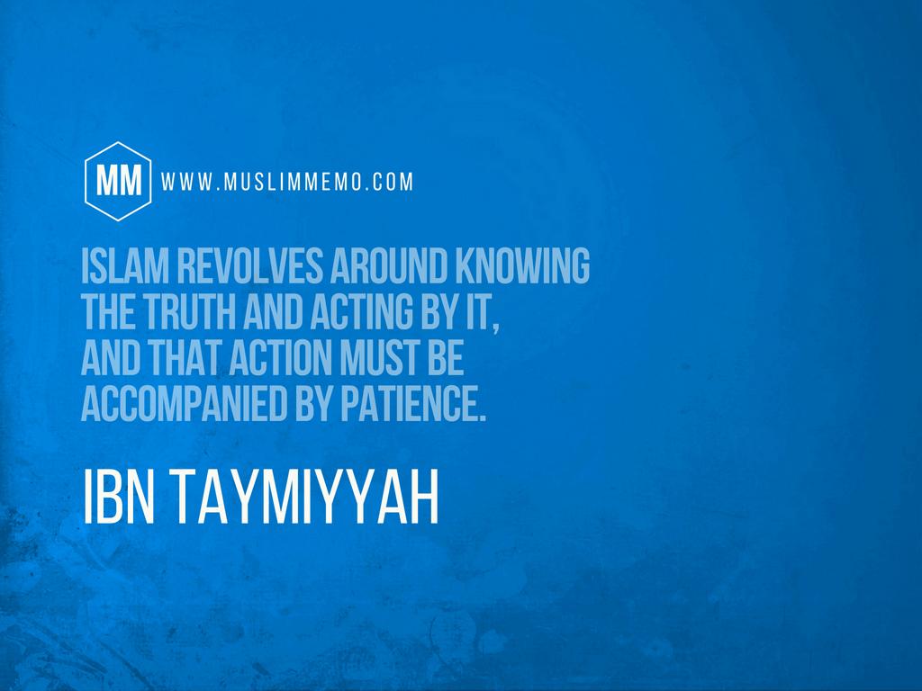 imam taymiyyah quotes