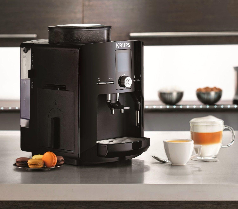 KRUPS EA8250001 Espresseria Fully Automatic Espresso ...