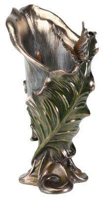 Art Nouveau - Calla and Butterfly Votive Holder - Cold Cast Resin - 7.75'' Height by Art Nouveau, http://www.amazon.com/gp/product/B003GVXGLA?ie=UTF8=213733=393177=B003GVXGLA=shr=abacusonlines-20&=home-garden=1361856420=1-920=art+nouveau+decor via @amazon