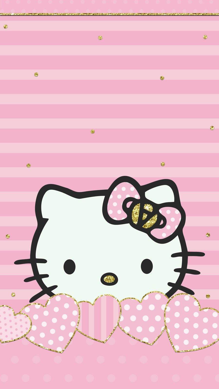 hello kitty princess pink wallpaper android iphone theme