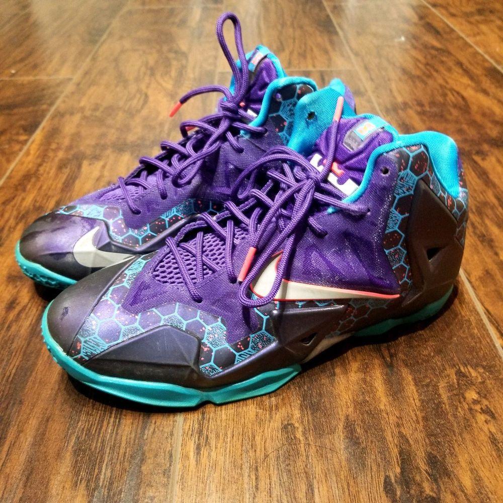 Nike LeBron James 621712-500 Youth Size