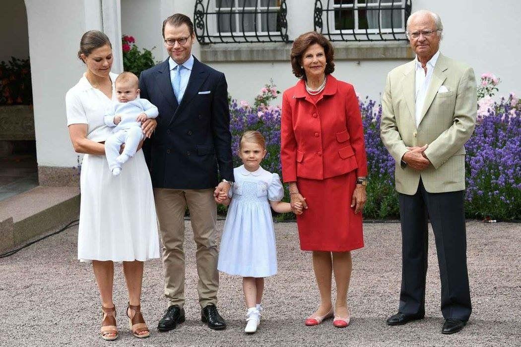 swedish Royal 14.7.16