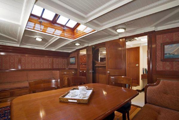 Sandeman Yacht Company Ltd (Poole, Dorset) prewar classic yacht