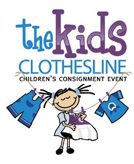 The Kids Clothesline Great Consignment Event  Favorite Places & Spaces  Pinterest