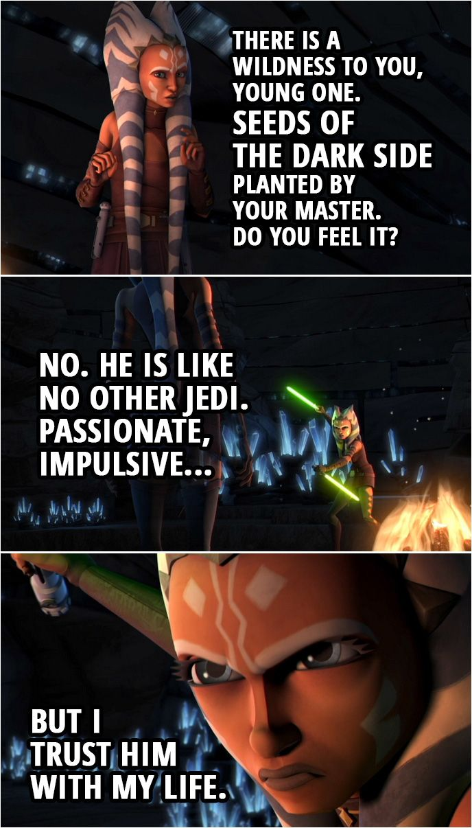 """Photo of 100+ Best 'Star Wars: The Clone Wars' Quotes: """"This is a pivotal moment."""" 
