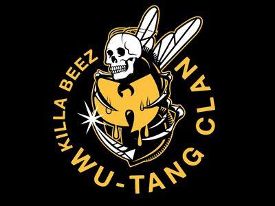 Killa Beez   iidentity in 2019   Wu tang clan logo, Wu tang