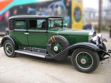La Cadillac di Al Capone del 1928 | clic cars | Pinterest ...