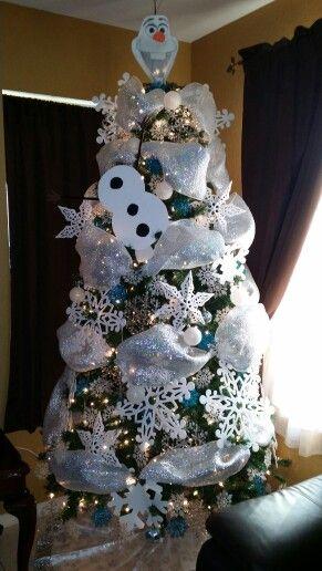 Olaf Christmas Trees.Olaf Christmas Tree Holidays Frozen Christmas Tree