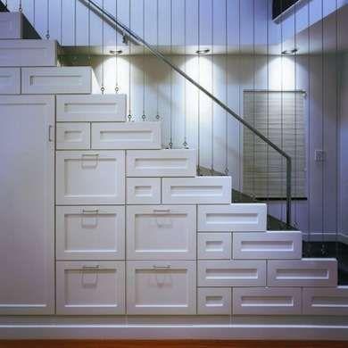 Bookshelves Under Stairs best bookshelves - under stair storage - 15 clever ideas - bob