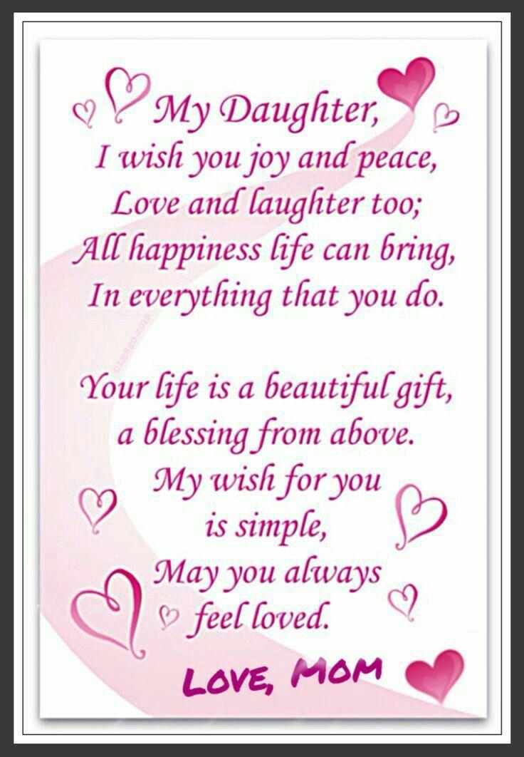 Pin by Edra Hernandez on sayings Pinterest – Mom Birthday Card Sayings