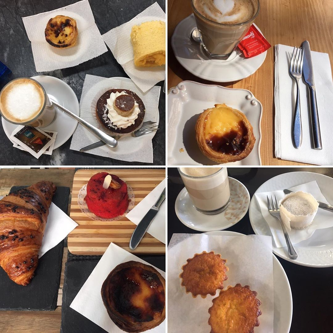 Pastries of Portugal