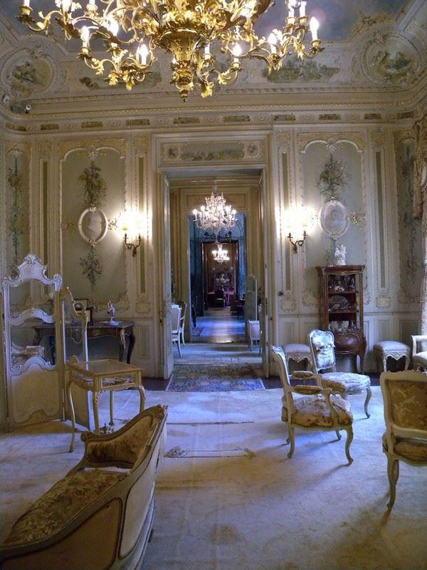 Palermo Villa Malfitano Whitaker Palermo Sicily Villa