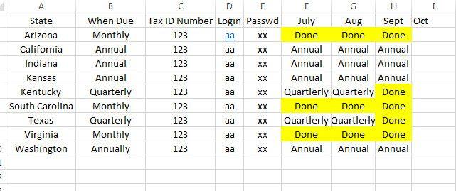 Sales-Tax-Spreadsheet Amazon FBA Pinterest Amazon tax, Amazon
