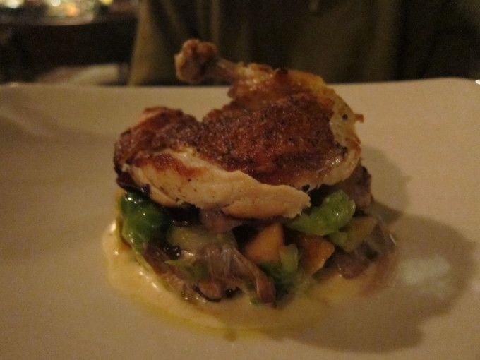 Rivermarket Bar Kitchen Hemlock Hill Pasture Raised Chicken