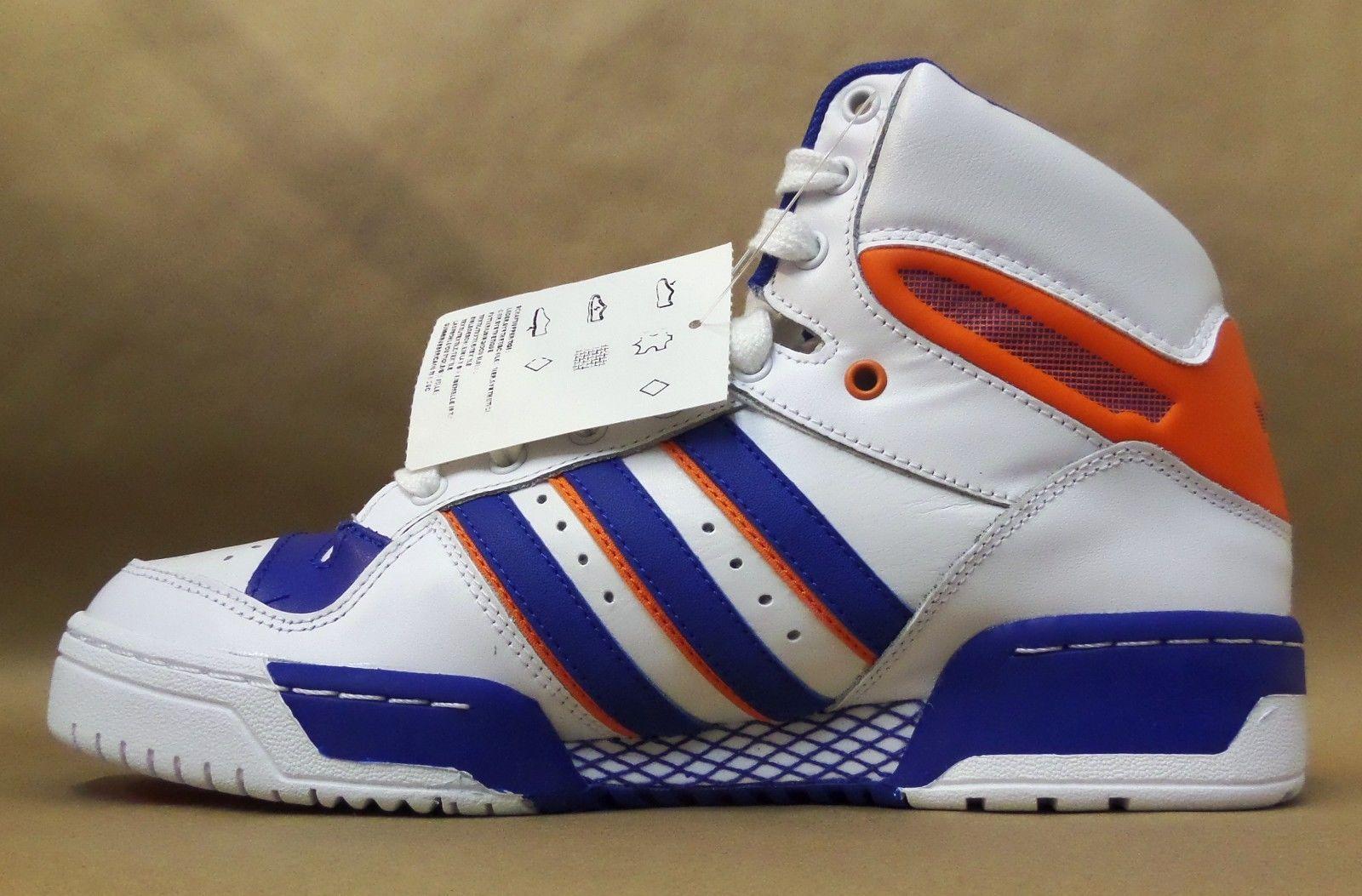d219ccbf236801 Details about Adidas Metro Attitude Xeno Men's Hi-Cut Sneakers ...