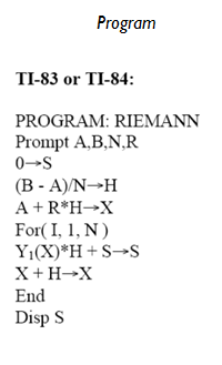 Riemann Sums Education Blogs Pinterest Calculus Ap Calculus