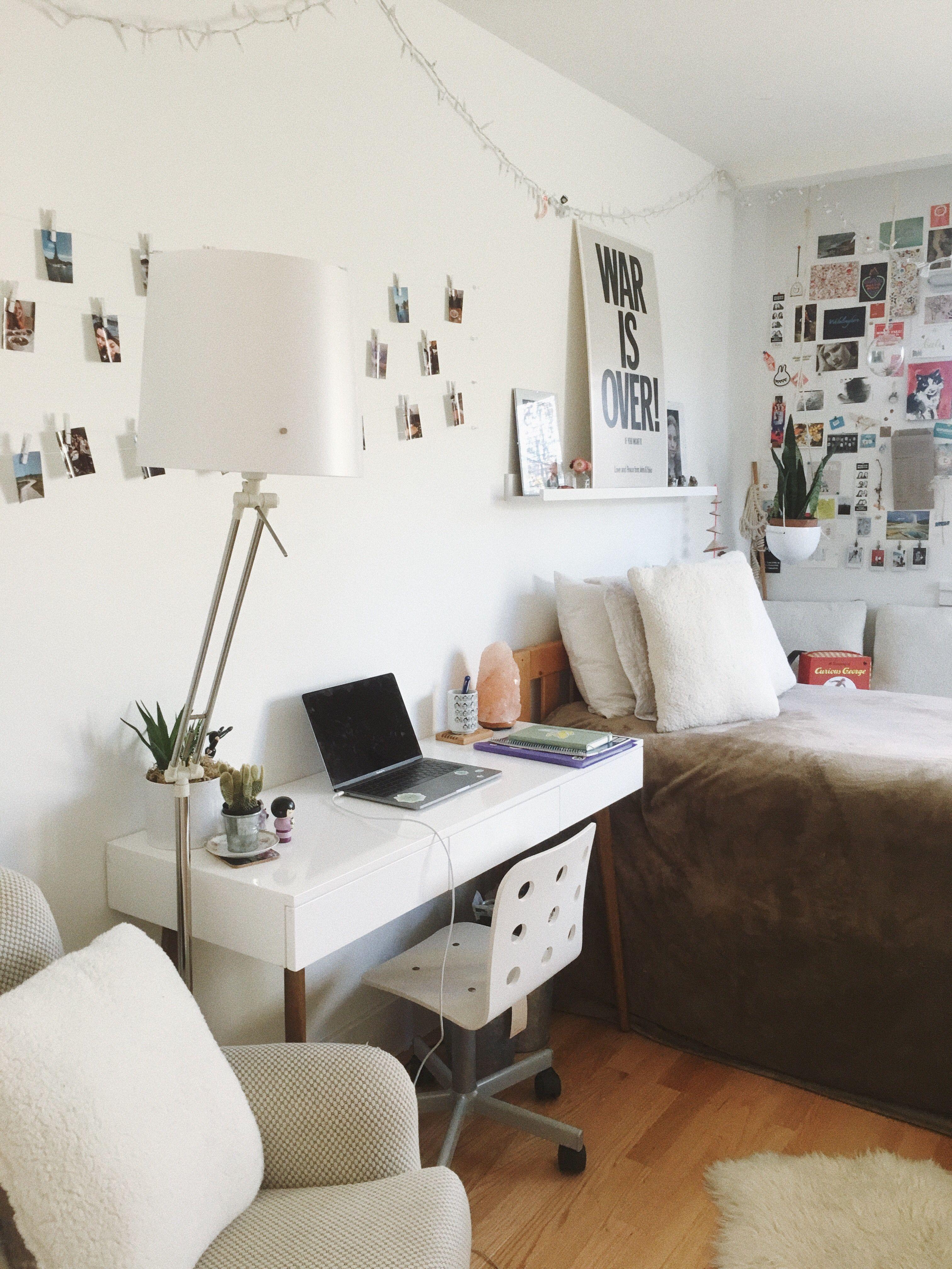 My Bedroom 2018 Aesthetic Bedroom Dining Room Centerpiece Room Inspo