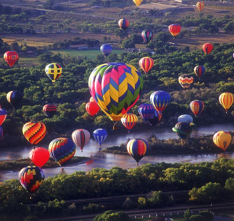 Albuquerque International Balloon Fiesta® 2021 Balloon