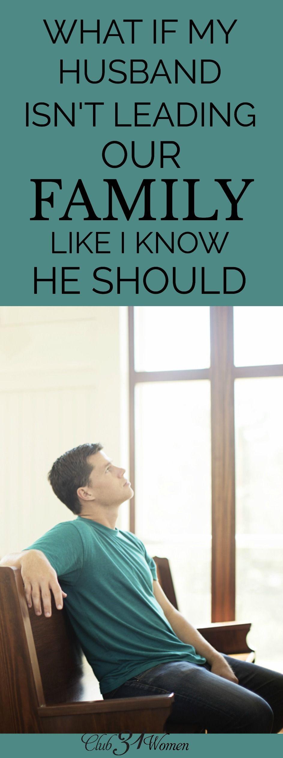 What should I do if my husband leaves