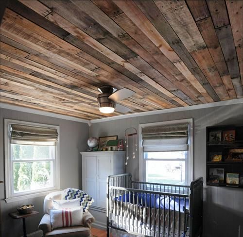 Pallet ceiling ideas for your home pallets furniture designs pallet ceiling ideas for your home pallets furniture designs solutioingenieria Images