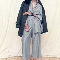 Flawless Fall Fashion: Jasmine Tookes Wears J. Crew Collection