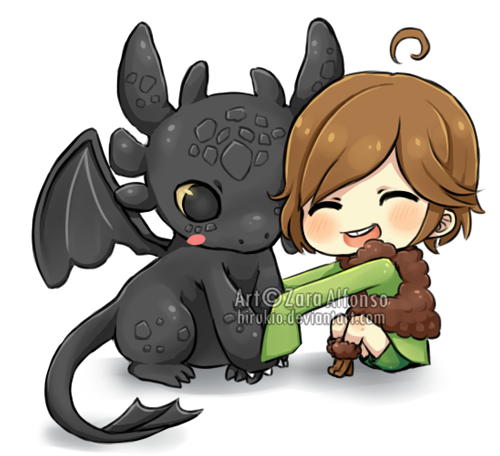 Chibi toothless how to train your dragon by dragoart on how to train your dragon ccuart Choice Image