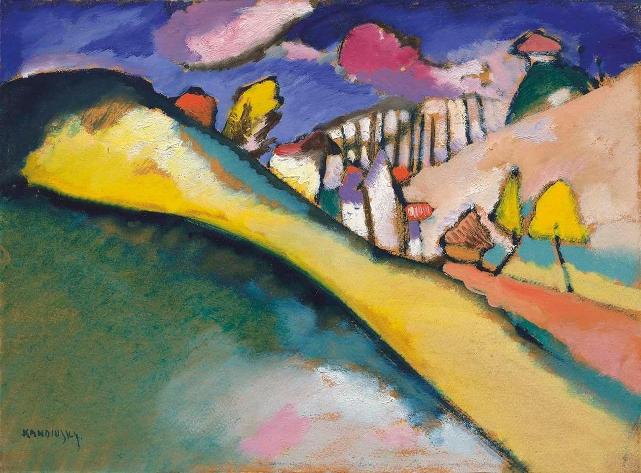 Kandinsky Wassily Kandinsky Kandinsky Art