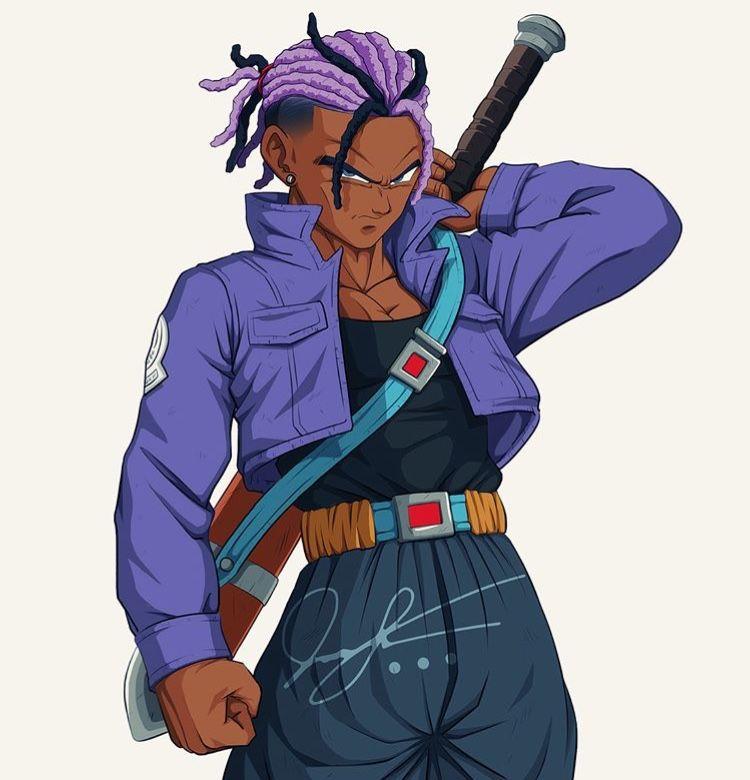 Pin By キキ Lsdsyr On A N I M E B O I S Black Anime Characters