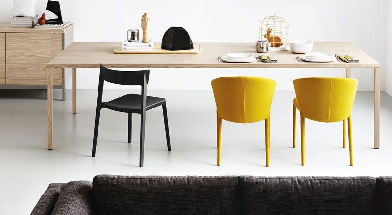 Trendy chairs (con immagini) | Sedie per tavolo da pranzo ...