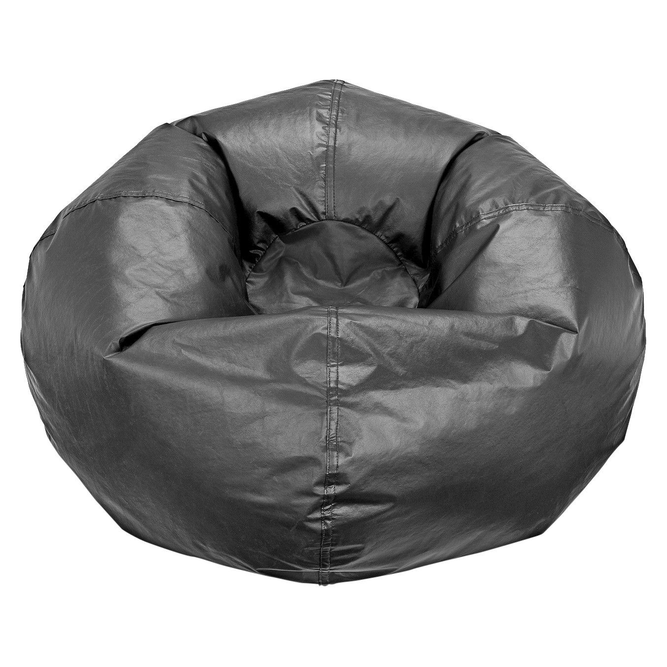 Ace Bayou Bean Bag Chair   Matte Black : Target $37.99 Bigger Than Other  One 32x30x13