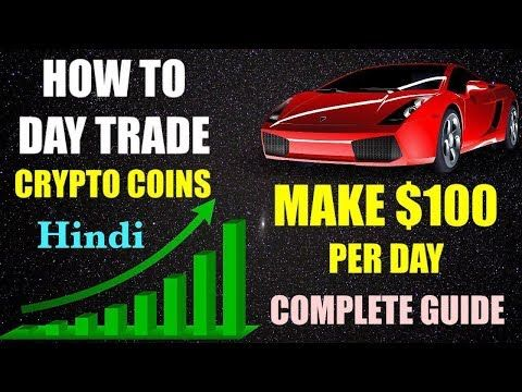 Day trading cryptocurrency profit