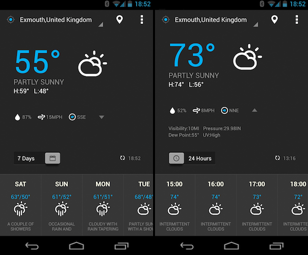EZ Weather Forecast & Widgets for Android Apk free download