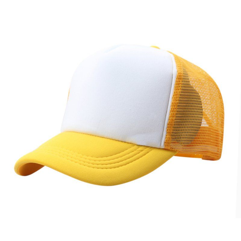 Baby Boys Girls Peaked Hats Children Toddler Infant Baseball Beret Kids Mesh Cap