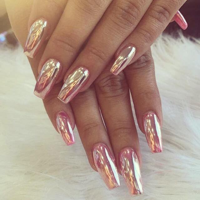 Chrome Nails ✨ @toplinenails