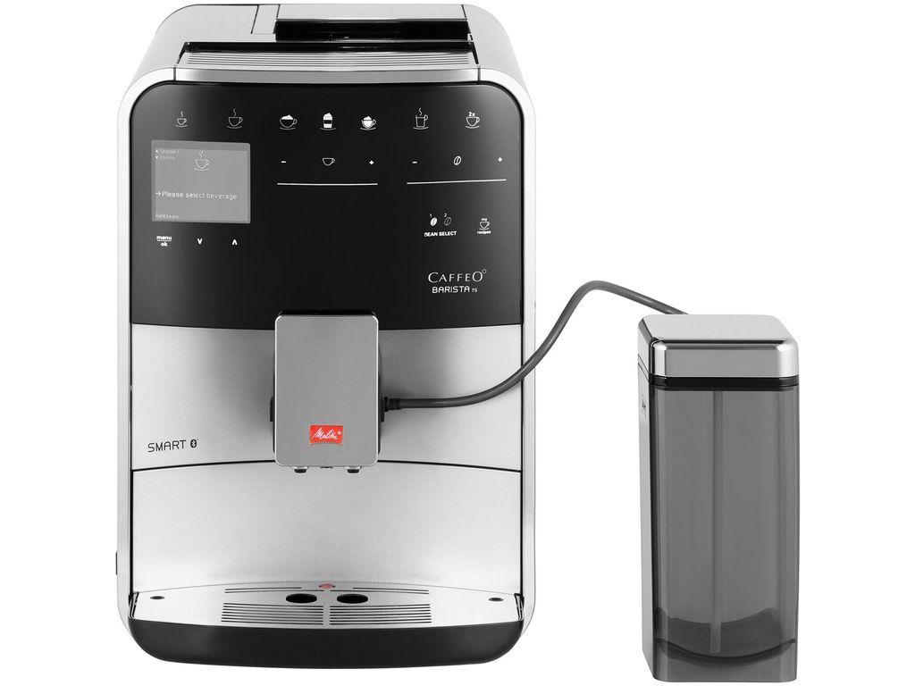 Melitta Barista Ts Smart 6761416 Bean To Cup Coffee Machine Silver Coffee Coffee Type