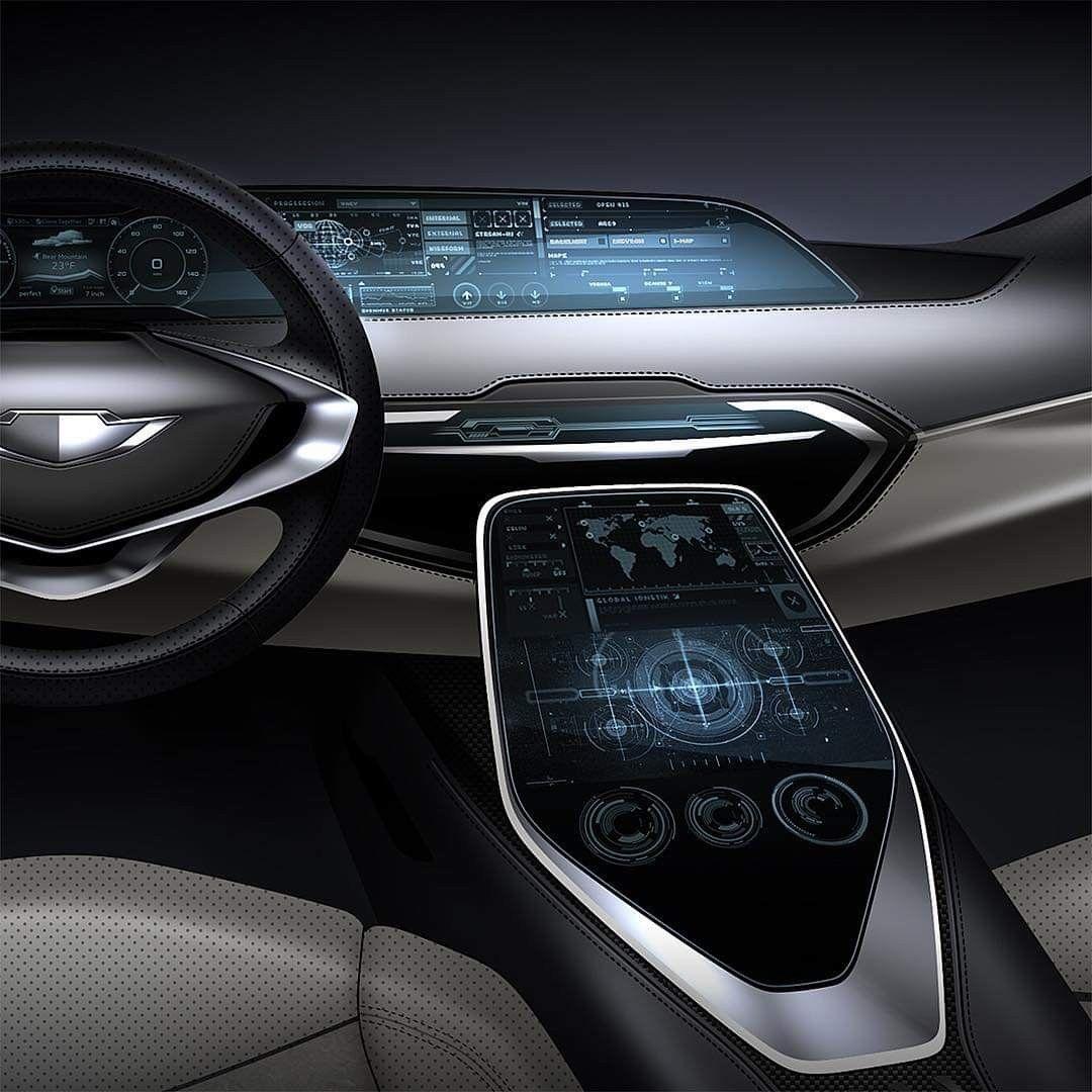 Cockpit | Interiors | Car interior design, Car interior