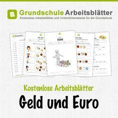 Kostenlose Arbeitsblätter und Unterrichtsmaterial zum Thema Geld und ...