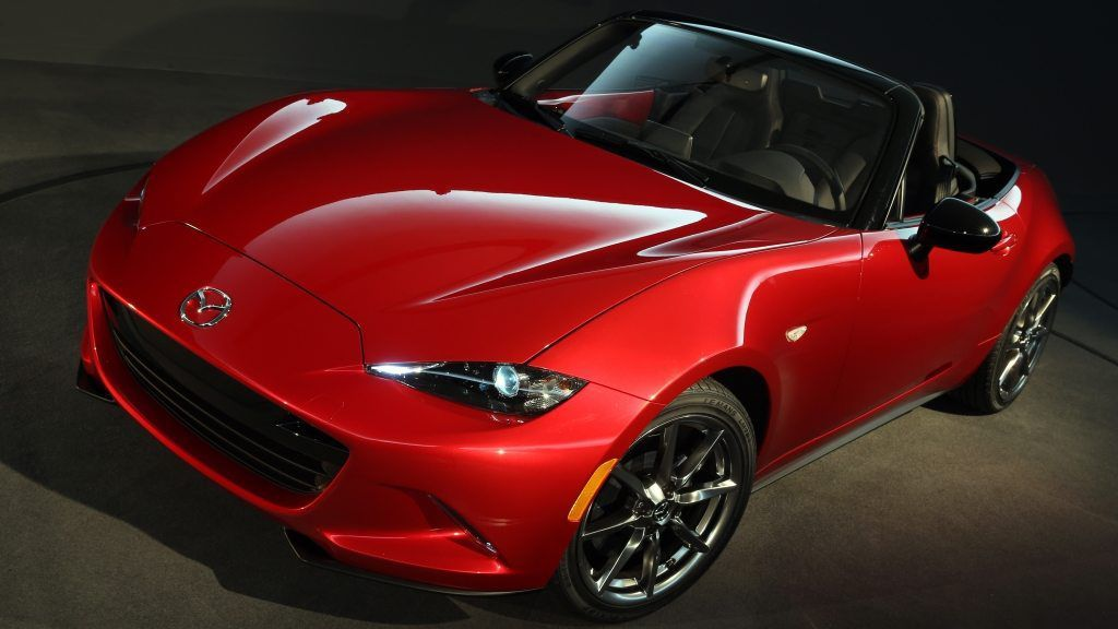 Mazda Might Give the MX5 Miata 26 More Horsepower For