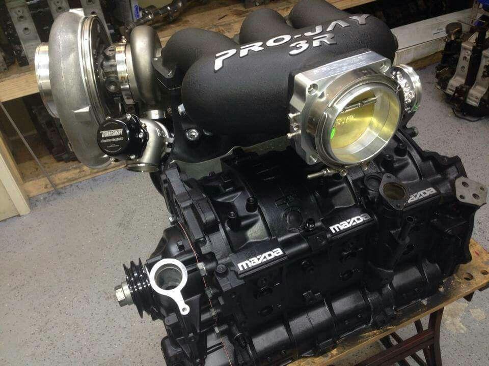 20B Mazda Rotary Engine   engines and motors   Toyota cars