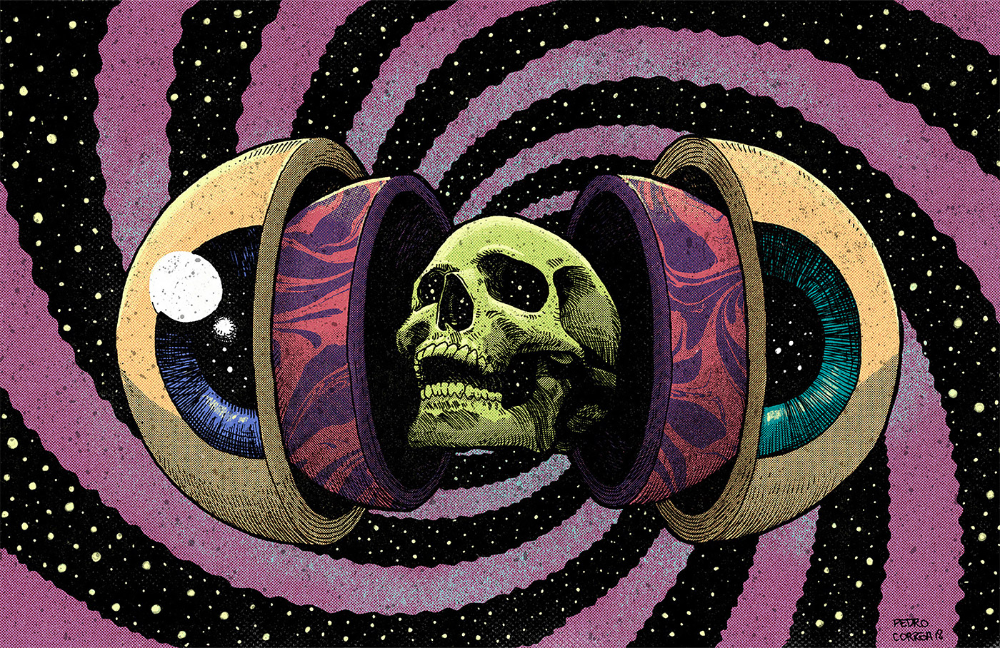 Illustrations by Pedro Correa | Inspiration Grid