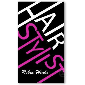 Hair stylist business cards business cards salons and business hair stylist business cards accmission Gallery