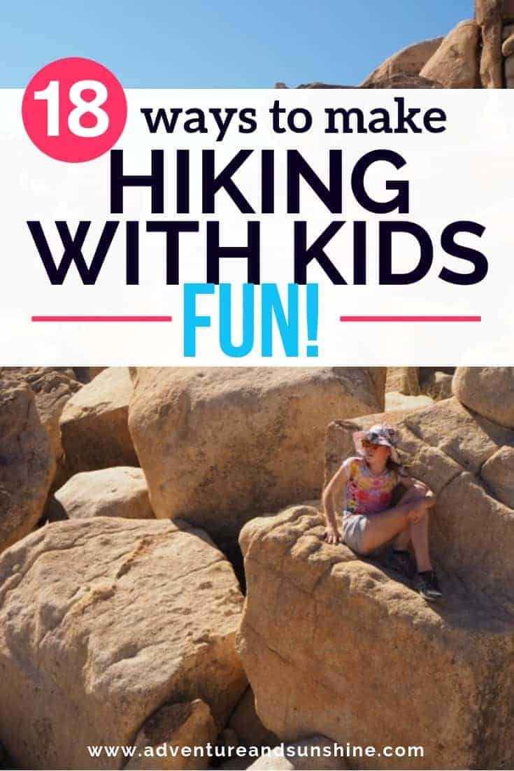 Photo of How to Have Fun When Hiking With Kids
