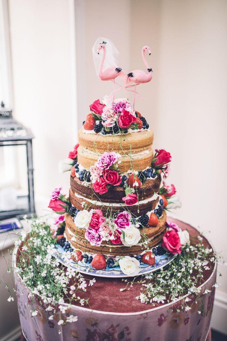 Quirky retro s vintage inspired wedding amazing cakes