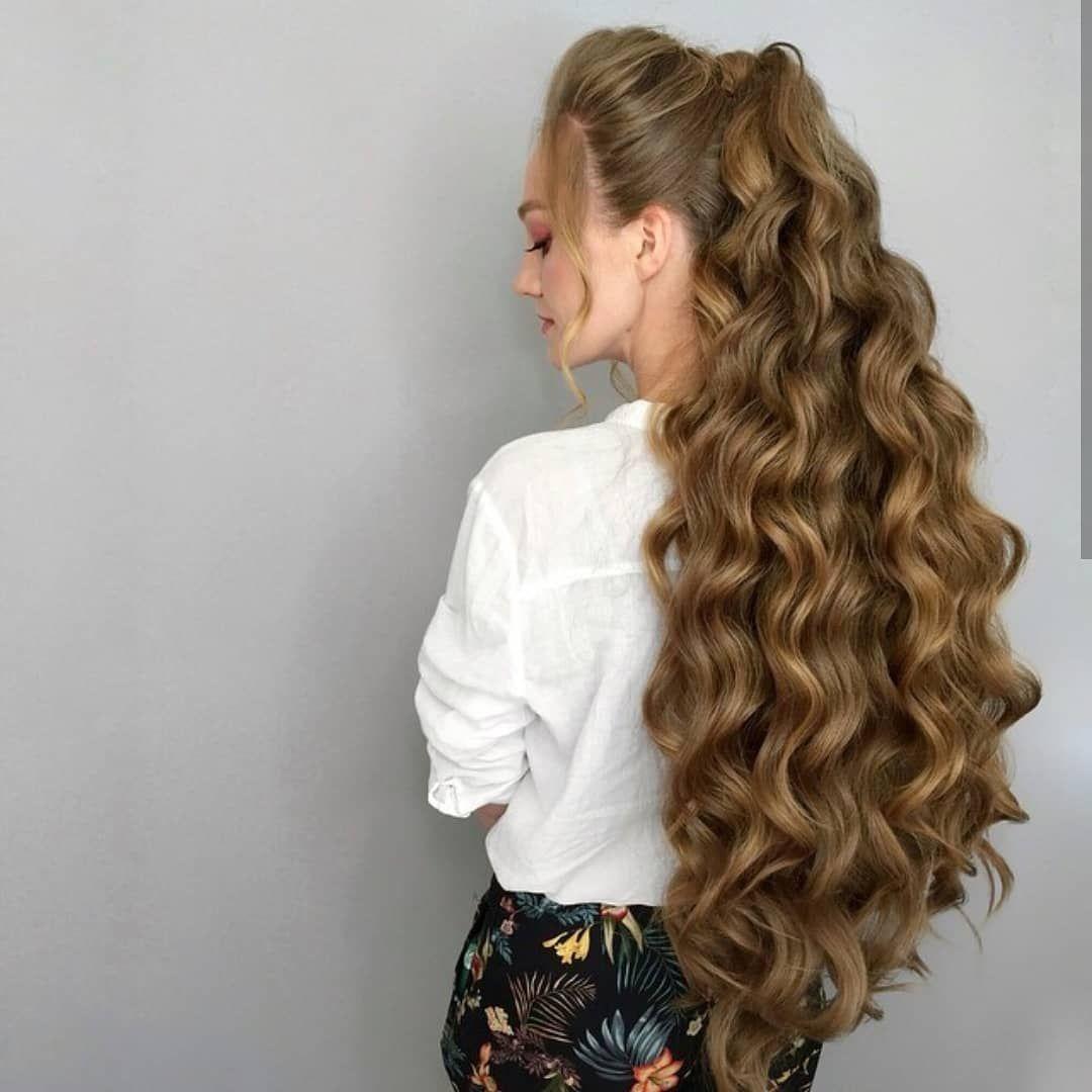 Sexiest Hair Sexiesthair Instagram Photos And Videos Long Hair Styles Really Long Hair Long Hair Girl