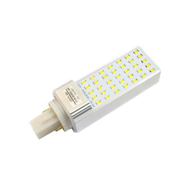 Bombilla Led G24 2 Pin Smd2835 8w Bombillas Led Bombillas Led