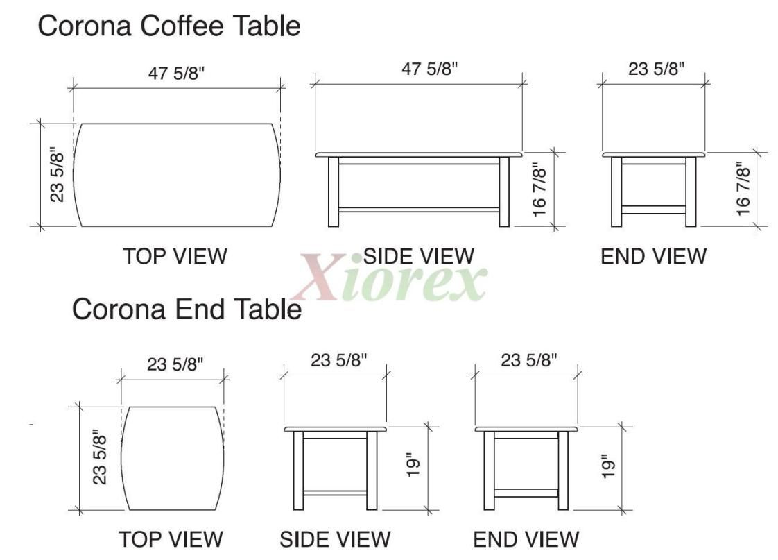 Standard Sofa Table Height Home Office Furniture Desk Check More