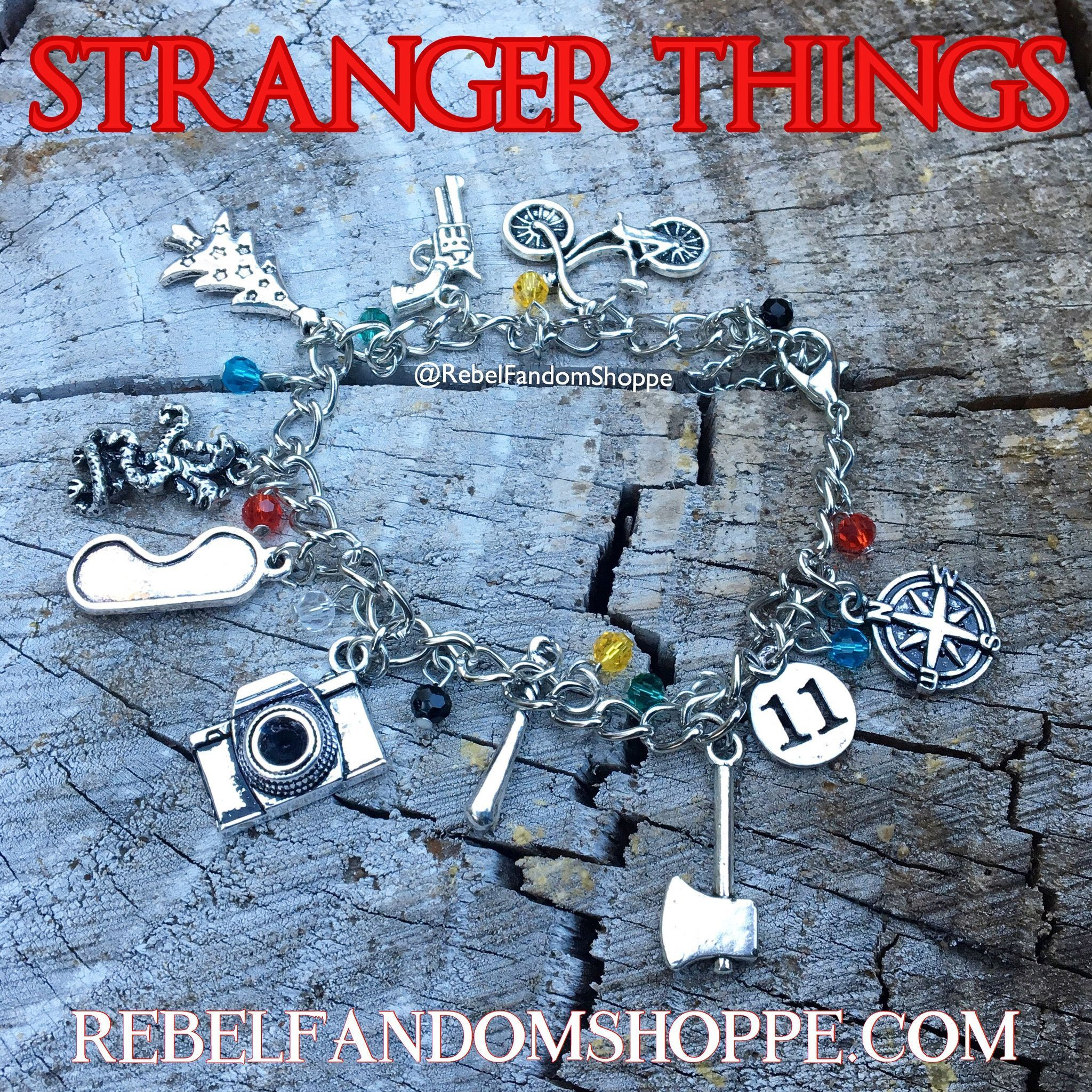 Charms Stranger Things