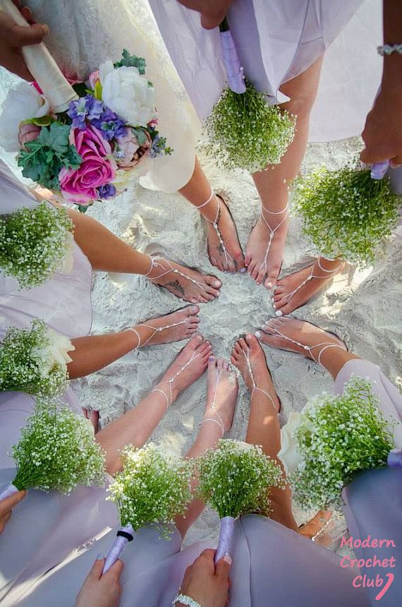 Hey I Found This Really Awesome Etsy Listing At Https Www 162131440 Barefoot Sandals Bridesmaid Gifts Foot